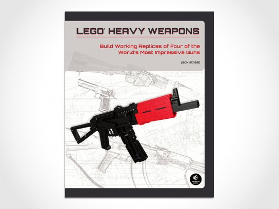 LEGO Heavy Weapons by Jack Streat