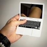 MacBook Air Compact Mirror