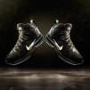 Nike LeBron 9 PS Elite Black