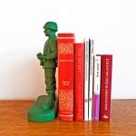 SUCK UK Book End / Door Stop Homeguard