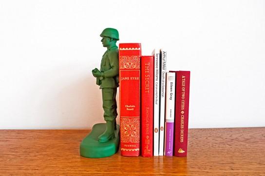SUCK UK Book End Door Stop Homeguard MIKESHOUTS