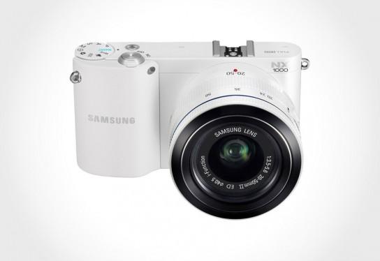 Samsung NX1000 WiFi Camera