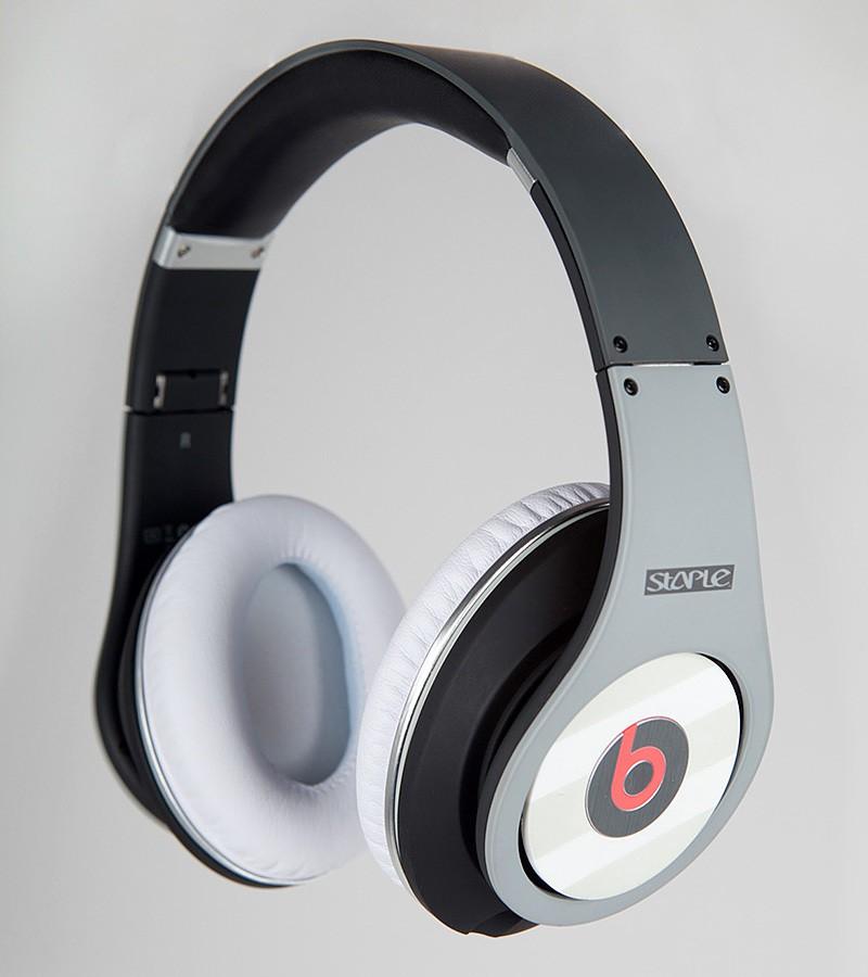 staple x beats by dr dre studio headphones mikeshouts