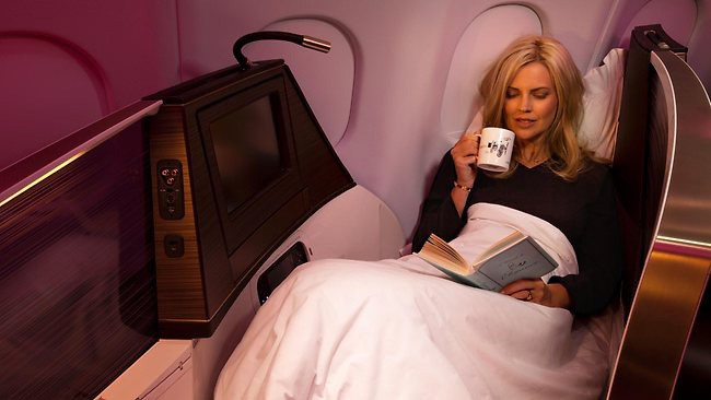 Virgin Atlantic new Upper Class Suite