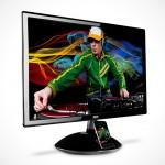 AOC Aire iPlay LED Monitor