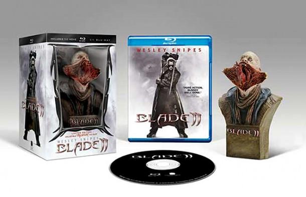 Blade II Reaper BluRay