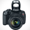 Canon EOS Rebel T4i DSLR Camera