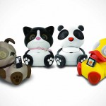 Electric Friends Animal-Themed Speakers