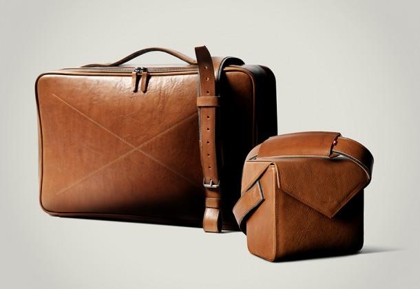Hard Graft Carryon Suitcase and Frame1 Camera Bag