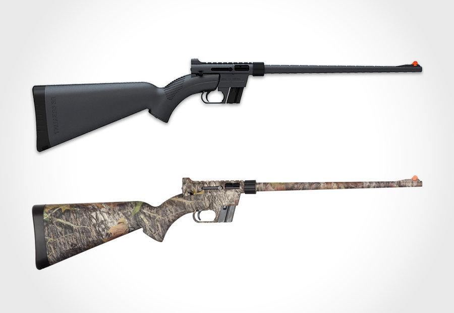 Henry survival rifle big 5