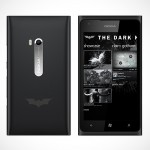 Nokia Lumia 900 The Dark Knight Rises Limited Edition