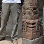 P^cubed Travel Pants