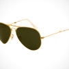 Ray-Ban Folding Aviator Sunglasses RB3479-01