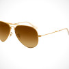 Ray-Ban Folding Aviator Sunglasses RB3479-02