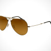 Ray-Ban Folding Aviator Sunglasses RB3479-05