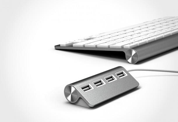 Satechi Premium Aluminum USB Hub