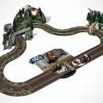 Scalextric Star Wars Slot Car Sets