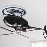 Upside Down Ceiling Fan