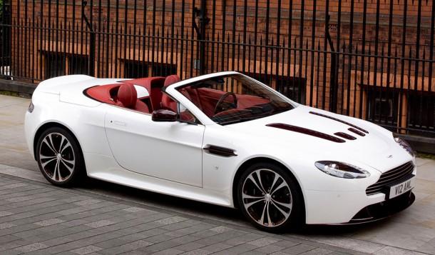 Aston Martin Vantage V12 Price Tag Aston Martin V12 Vantage