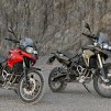 BMW F 700 GS and F 800 GS