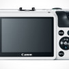 Canon EOS-M Digital Camera - White