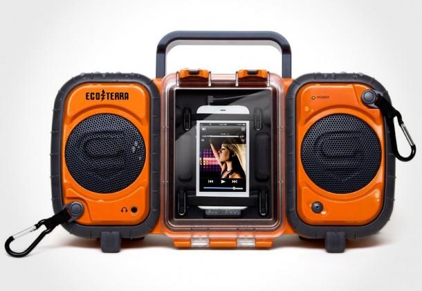 Eco Terra Boombox
