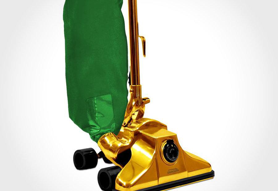 GoVacuum GV62711 Gold Plated Vacuum Cleaner
