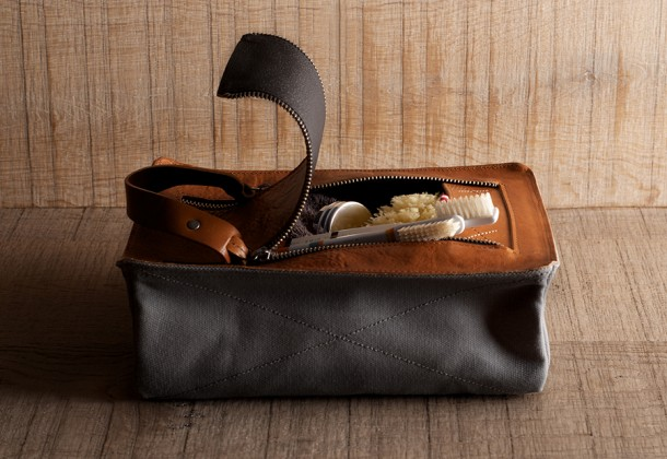 Hard Graft Dopp Kit / Shore