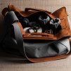 Hard Graft Square1 Holdall / Shore