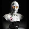 K-3PO Life-Size Bust Prototype