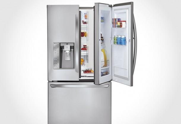 LG LFX31945ST Door-in-Door French-door Refrigerator