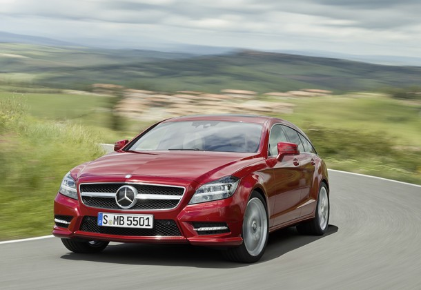 Mercedes benz cls shooting brake mikeshouts for Mercedes benz cls station wagon