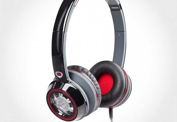 NCredible N-Tune On-Ear Headphones by Monster
