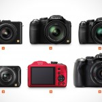 Panasonic Lumix Digital Cameras for 2012