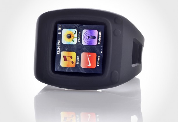 SYRE Bluetooth Wristband for iPod Nano