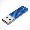 SanDisk Cruzer Facet USB Flash Drive FacetSapphire