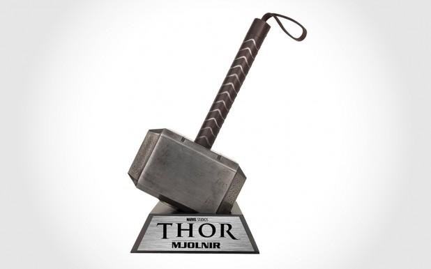 Thor Mjolnir Hammer Prop Replica