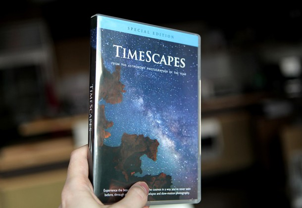 Timescapes: World's First 4K Film