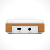 Tivoli Audio BlueCon Receiver - Cherry - Back
