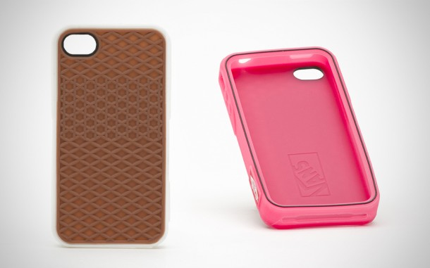 Vans The Original Phone Case - white (L); pink (R)