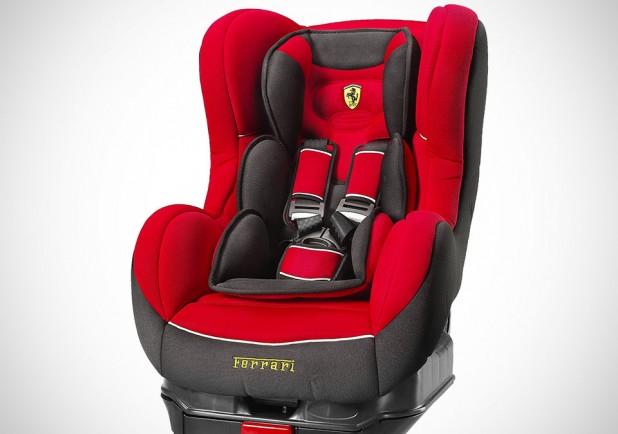 Original Ferrari Baby Seat Cosmo SP isofix