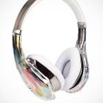 Diamond Tears Edge On-Ear Headphones