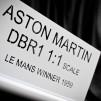 Evanta-Aston Martin DBR1 1:1 Scale Model