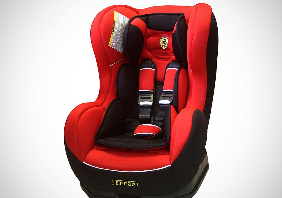Original Ferrari Baby Seat Cosmo Sp Shouts