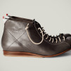 Hard Graft Low Boot All Grey