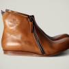 Hard Graft Mens Zip Boot Heritage