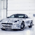 Production Jaguar F-TYPE to debut at Paris Motor Show