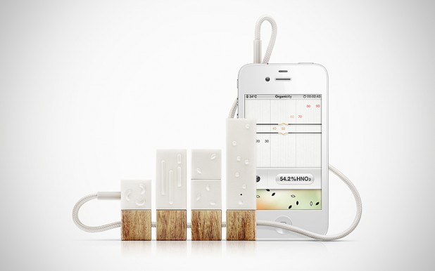 Lapka Personal Environmental Monitors