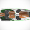 MarineKart Kart 338 - Render - Top view