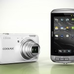 Nikon COOLPIX S800c Android Camera